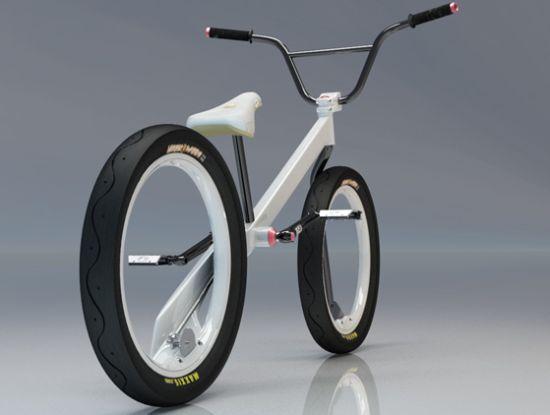 concepto de bicicleta bmx 2 BMX Usted no ha visto antes!