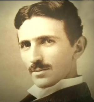 Nikola Tesla. Life Of Storm Master.